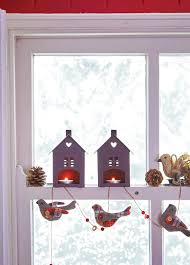 christmas decorating theme rustic whimsy