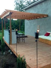 Outdoor Patio Hanging Lights by New Deck Beer Tap Kegerator Bar Day Bed Pergola Party Lights
