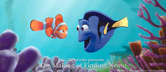 Finding Nemo Light Fish The Making Of Finding Nemo Cgsociety