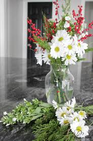 flowers store near me make a winter bouquet with grocery store flowers domestic charm