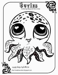 octopus coloring page for toddlers octopus cartoon pictures