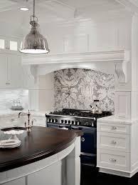gray backsplash kitchen best 15 mid sized kitchen with mosaic tile backsplash ideas