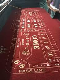 Craps Table Craps Table Rental Casino Rentals Ohio A U0026 S Play Zone