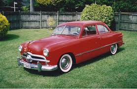 1949 ford custom tudor