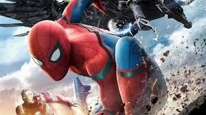 spider man homecoming 2017 4k hd wallpaper wallpapersbyte