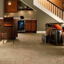 basement tile floor basement remodel with new bar and ceramic tile