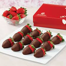 chocolate covered fruit baskets edible arrangements chocolate dipped strawberries box this