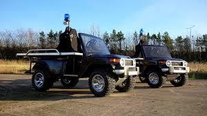 toyota cruiser lifted golf car turns into mini toyota fj cruiser football stadium