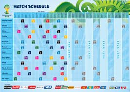 2014 thanksgiving football schedule 2014 fifa world cup match schedule pdf download world cup 2014
