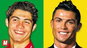 balesold hairstyle on kids cristiano ronaldo from 2 to 32 years old youtube