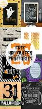 decorating home for halloween use the 25 free halloween printables to decorate your home for