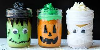 Halloween Decorations Cakes 35 Halloween Mason Jars Craft Ideas For Using Mason Jars For