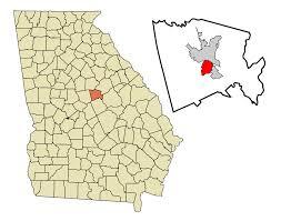 Zip Code Map Georgia hardwick baldwin county georgia wikipedia