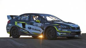 rally subaru lifted rally cars vs rallycross cars the right tool for the right job