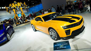bumblebee camaro chevy to launch limited edition bumblebee camaro autoblog