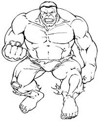 incredible hulk printable coloring pages coloring