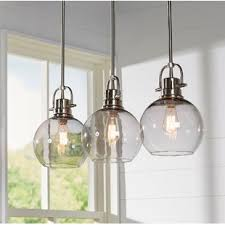 Glass Lights Pendants Pendant Lighting You Ll Wayfair