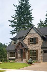 Craftsman Home Plan 307 Best Home Plans With Great Entries Images On Pinterest House