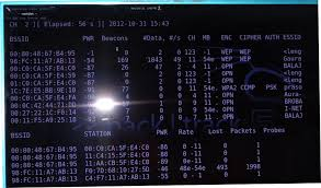 cracking the wep key with backtrack 5r3 hacking u0026 networking