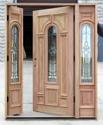 Double Glazed Wooden Front Doors by Front Doors Kids Coloring Double Front Doors With Sidelight 115