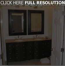 Double Sink Vanity Mirrors Double Sink Vanity Mirror Catarsisdequiron