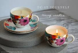 tea cup candles diy teacup candles maritza garcia