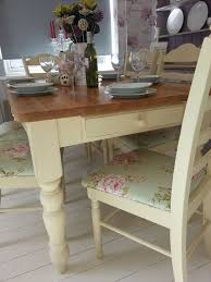 The  Best Paint Dining Tables Ideas On Pinterest Distressed - Pine kitchen tables and chairs