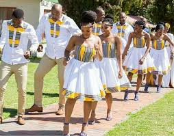 traditional wedding venda wedding bridesmaids dresses africans