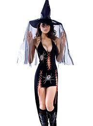 Ref Halloween Costumes Joloyn Womens Black Halloween Widow Gown Costume Fancy Sk Https