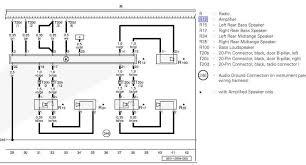 audi tt bose wiring diagram audi wiring diagrams instruction