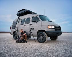 Wyoming travel vans images I turned my grandma 39 s old van into a mobile home so i could travel jpg