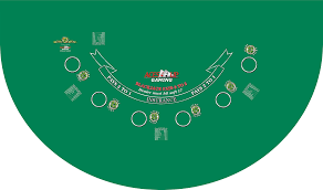 Texas Holdem Table by Table Game Layouts