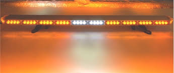 orange led light bar 50 inch 505 led light bar multi function
