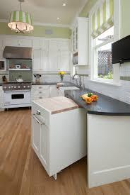 Kitchen Contemporary Kitchen With Movable Kitchen Island Ideas