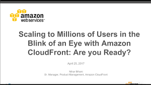 Getting Started With Amazon Cloudfront U2013 Aws