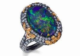 opal rings unique images Black opal wedding rings best of 33 beautiful opal engagement jpg