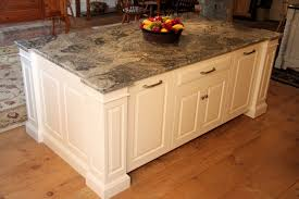 custom kitchen island cabinets with seating in wilbraham ma