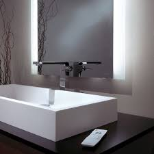 Bathroom Mirrors With Led Lights by Latest Lighted Bathroom Mirror Illuminated Bathroom Mirror Lighted