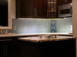 glass tile backsplash with dark cabinets backsplash tile with dark cabinets decor us house and home real