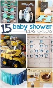 baby shower ideas for boy 15 baby shower ideas for boys the realistic