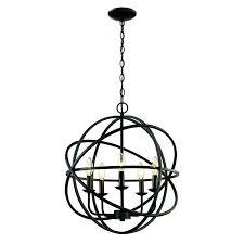 Globe Ceiling Light Laurel Foundry Modern Farmhouse Hankinson 5 Light Globe Pendant