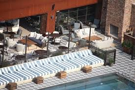 come see the rooftop deck at the new soho house hotel curbed chicago