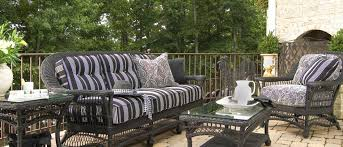 Landgrave Patio Furniture by Woodard Whitecraft Replacement Cushions Made By Woodard
