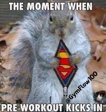 Preworkout Meme - funny pre workout pics workout scheduleworkout schedule
