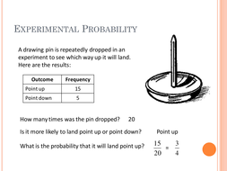 probability powerpoints worksheets by kyliew52 teaching