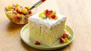 premium tres leches cake recipe bettycrocker com