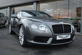 bentley v8s second hand bentley continental gt 4 0 v8 2dr auto for sale in