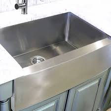 24 inch farm sink contemporary stainless steel apron sink for 33 inch curved front