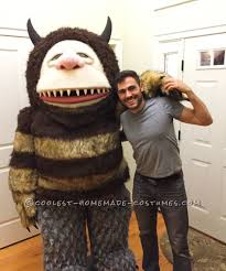 Pottery Barn Where The Wild Things Are Costume Image Gallery Of Where The Wild Things Are Monster Costume