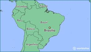 map of brasilia where is brasilia brazil brasilia federal district map